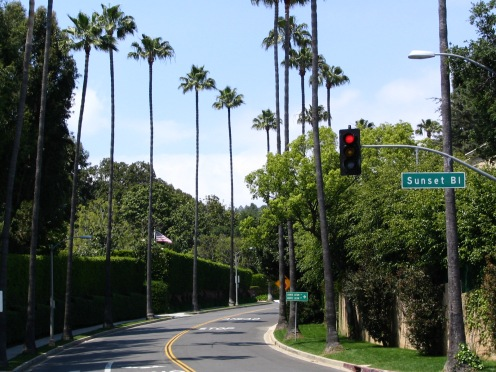Sunset-Boulevard-Part-Twelve-Garbage-Cans-of-Beverly-Hills-side-street